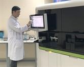 Mise en service du système de laboratoire par biologie moléculaire