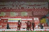 Angleterre : feu d'artifice pour Liverpool, pression sur Chelsea et Manchester United