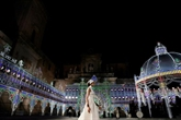 Lumières et catharsis au premier défilé de Dior post-COVID en Italie