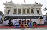 Portail des services publics : Google prêt à soutenir le Vietnam