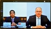 Approfondir le partenariat stratégique Vietnam - Allemagne dans divers domaines