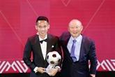 COVID-19 : les stars de football de l'ASEAN encouragent un mode de vie sain