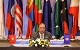 ASEAN 2020 : les États-Unis affirment leur engagement à soutenir le COC