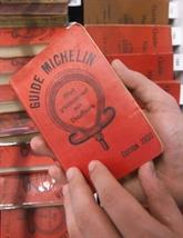 Une somme de 26.500 euros pour un guide Michelin de 1900
