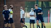 Marseille satisfait de son stage, malgré une défaite finale