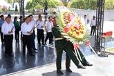 Truong Hoà Binh au programme en faveur des personnes méritantes