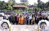 Commémoration des Morts pour la Patrie au Laos
