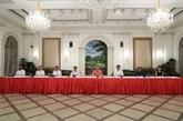 Le PM Lee Hsien Loong annonce le nouveau cabinet