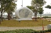Élargissement du jardin des sculptures de l'APEC à Dà Nang