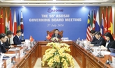 Ouverture de la 55e session en ligne du Comité exécutif de l'ASOSAI