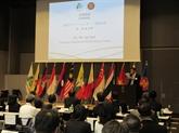 ASEAN : les efforts du Vietnam contribuent à la promotion de la coopération régionale