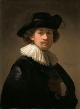 Un autoportrait de Rembrandt en vente chez Sotheby's