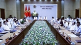 Le Premier ministre travaille avec les autorités de Phu Tho