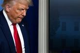 COVID-19 : Trump brouille le message et se pose en victime
