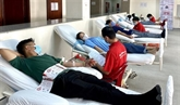 Les banques de sang disponibles sur smartphone