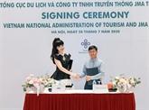 Téléréalité : coopération entre l'Administration nationale du tourisme et JMA Global