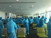 Rapatriement de près de 180 citoyens vietnamiens à Brunei