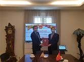 Nomination du consul honoraire du Vietnam à Barcelone