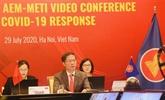ASEAN et Japon approuvent un plan d'action pour la relance économique
