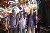 Le nombre de touristes étrangers au Vietnam diminue de 61,6% en sept mois