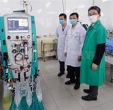 Coronavirus : la JICA fournit des équipements à l'hôpital Cho Rây