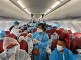 Plus de 210 citoyens vietnamiens rapatriés de l'Indonésie