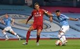 Angleterre : le champion Liverpool corrigé par son dauphin City