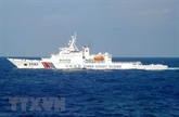 Les États-Unis protestent contre les exercices militaires chinois en Mer Orientale