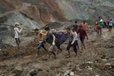 Plus de 160 morts dans un glissement de terrain dans des mines de jade
