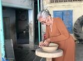 Celle qui préserve lâme de la céramique Cham