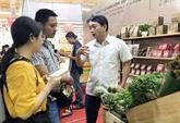 Semaine des produits agricoles sécuritaires 2020 à Hô Chi Minh-Ville