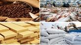 L'excédent commercial agricole, sylvicole et aquacole atteint 5,2 mds d'USD