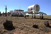 Les humains sur Mars : techniquement possible mais aucun voyage à l'horizon