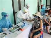 Le Vietnam signale cinq nouveaux cas communautaires