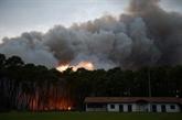 Feu de forêt à Anglet :165 hectares détruits, des maisons endommagées
