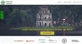 Un site web sur des engagements des citoyens hanoïens pour la capitale
