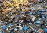 Les déchets électroniques, un danger pour la santé et l'environnement