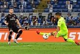La Lazio laisse filer la Juventus vers le titre