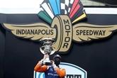 Dixon s'offre le doublé en l'emportant à Indianapolis, Pagenaud 3e