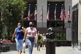 Inquiétude aux États-Unis face à la flambée des cas