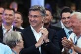 Croatie : les conservateurs sortants revendiquent une