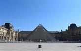 France : le musée du Louvre rouvre ses portes