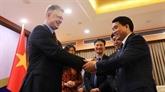 Les jalons de la coopération entre Hanoï et les États-Unis