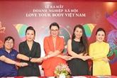 Le projet #Love Your Body obtient officiellement le statut d'entreprise sociale