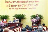 La présidente de l'AN salue les efforts de développement de Hanoï