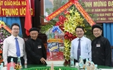 Félicitations aux bouddhistes de Hoà Hao