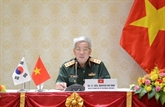 Renforcer la coopération en matière de défense Vietnam - R. de Corée et Vietnam - Inde