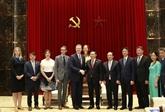 Hanoï souhaite intensifier la coopération avec les localités américaines