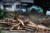 Inondations au Japon :