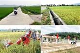 Hanoï : près de 12.000 milliards de dôngs mobilisés pour l'édification de la Nouvelle ruralité